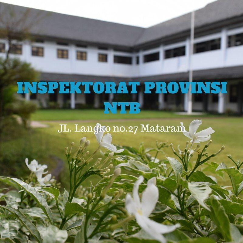 Inspektorat Prov NTB